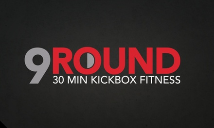Up to 55% Off Gym membership services at 9Round Houston