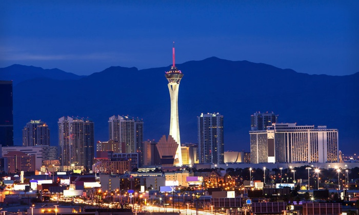 Worldwide Vacation & Travel Inc.: Seven-Night Stay at Your Choice of Three Las Vegas Hotels from Interval International