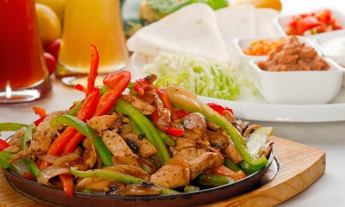 El Rincon Americano - Reedley: Mexican and Salvadoran Food at El Rincon Americano (Up to 50% Off). Four Options Available.