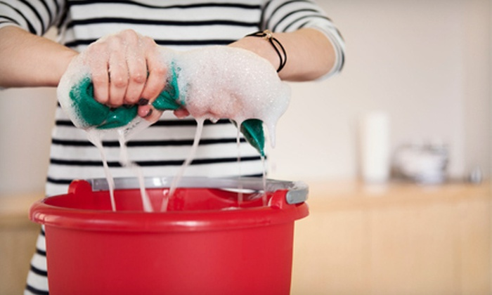 Five Star Home Cleaning - Raleigh / Durham: 1, 3, 5, or 12 Two-Hour Housecleaning Sessions from Five Star Home Cleaning (Up to 72% Off)