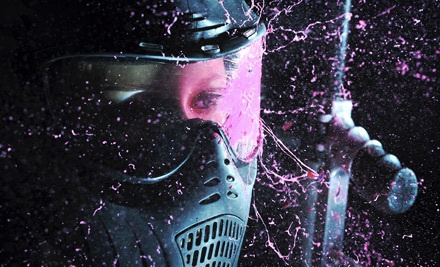 Paintball Outing for 2 People (a $144 value)  - Total Chaos Paintball in Arvada