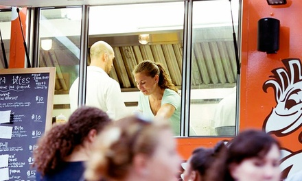 Entrance to The Conyers Food Truck Festival for Two or Four on March 29 (Up to 55% Off) *