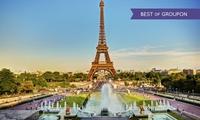 Paris : 1 à 3 nuits avec petit-déjeuner et parking gratuit à l'hôtel Apogia Paris pour 2 personnes