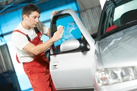 Oasis Car Wash & Detail Center: 10% Off The Works Complete Detailing Service at Oasis Car Wash & Detail Center