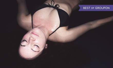 One or Three 90-Minute Float Sessions at Float Space (Up to 41% Off)