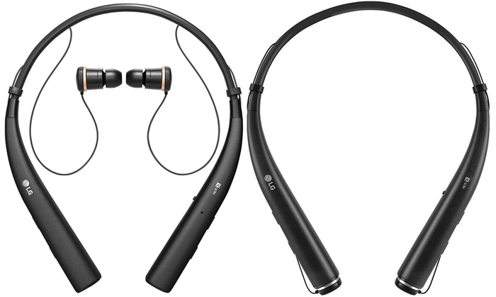 Up To 43 Off On Lg Hbs 780 Wireless Headset Groupon Goods