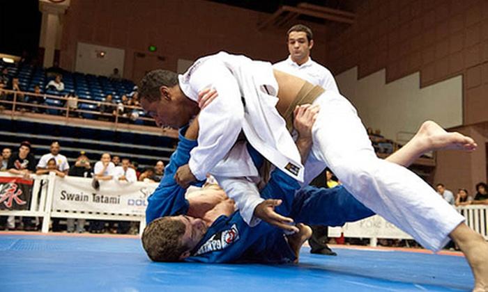 Ralph Gracie Jiu Jitsu - South Berkeley: One-Month Unlimited Brazilian Jiujitsu Membership for Youth or Adult at Ralph Gracie Jiu Jitsu (Up to 85% Off)