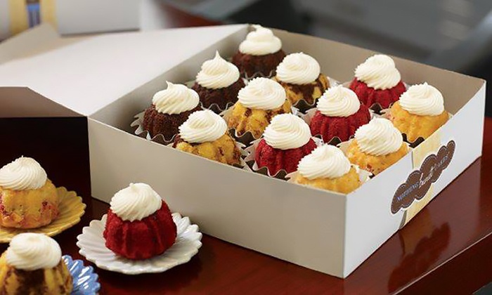 Nothing Bundt Cakes - Camelback East: $11 for $20 Worth of Baked Goods at Nothing Bundt Cakes