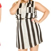Just One Plus-Size Shirt Dresses