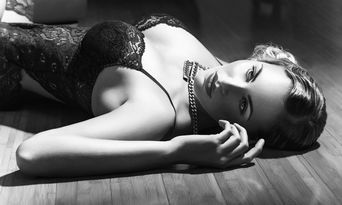 Photography By Jeannie - Aurora Highlands: 90-Minute Boudoir Photo Shoot from Photography By Jeannie (73% Off)