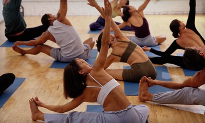 Cardio-Go - Toronto - Downtown Toronto: 5 or 10 Yoga or Pilates Classes at Cardio-Go - Toronto (Up to 89% Off)
