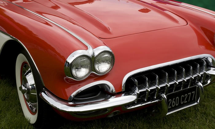 Cruzin With The Oldies featuring Charlie Thomas' Drifters, Johnny Thunder, and The Casinos - Winter Haven-Auburndale: Cruzin with the Oldies at County Auto Auction on Saturday, November 23, at 3 p.m. (Up to $27.25 Value)