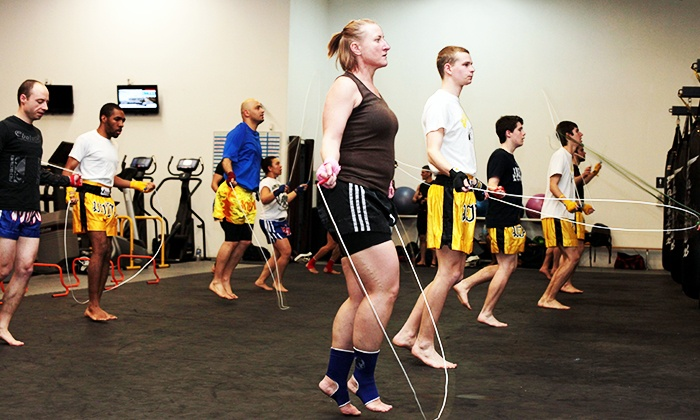 EVOLUTION MARTIAL ARTS FITNESS - Mississauga: One- or Two-Month Unlimited Membership at Evolution Martial Arts Fitness (Up to 88% Off)