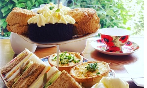 Episode Hotel - Non-Accommodation: Afternoon Tea or Sparkling Afternoon Tea for Two or Four at Episode Hotel
