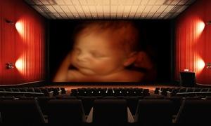BabyCine.com: Ecografía 5D en pantalla gigante desde 29,95 € en BabyCine.com