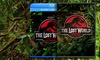 The Lost World: Jurassic Park on DVD or Blu-ray: The Lost World: Jurassic Park on DVD or Blu-ray from $12.99–$14.99