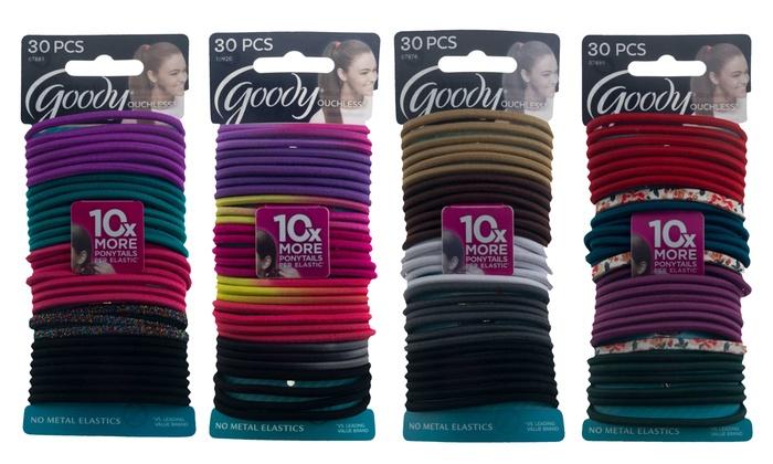 Goody Hair Ties 120pc Groupon Goods