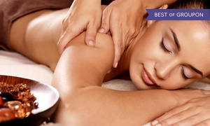 Zinc Spa & Nail Bar: $104 for a Choice of Two Spa Treatments at Zinc Spa and Nail Bar ($250 Value)