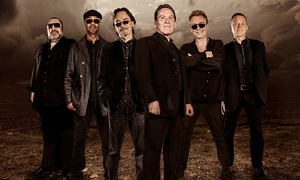 Curated by Groupon Events: Ticket to See UB40 Live, Choice of Ten Locations, 3 - 29 October