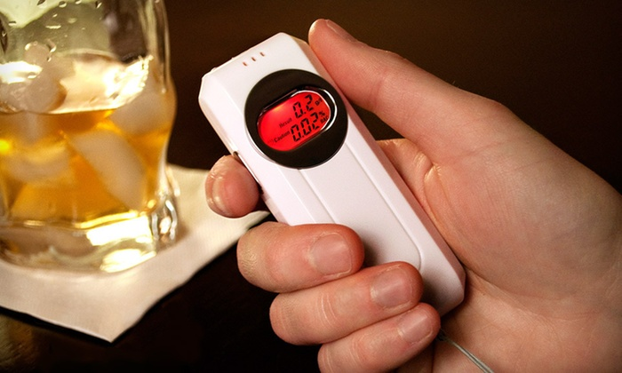 Personal Breathalyzer: $20 for a Personal Breath Alcohol Tester ($49.95 List Price). Free Shipping. Free Returns.