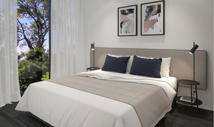 Melbourne, VIC: 1 Night for Two People with Chocolates and Late Check-Out at Quest St Kilda Road