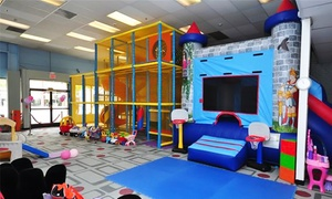 Magical Playground: One or Three Months of Open Play and Classes for Kids at Magical Playground (51% Off)