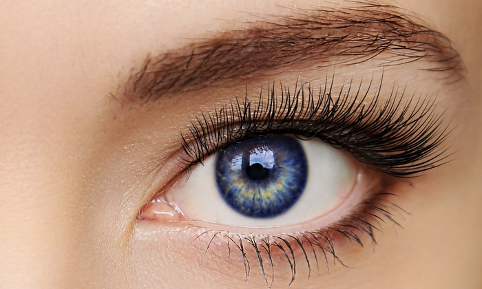 Maxx Laser - Dallas: One Full Set of Eyelash Extensions with Optional Fill at Maxx Laser (Up to 54%Off)