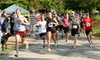 Survive The Burn 5K/10K - Central Area: Registration for One or Two for the 5K, 10K, Firefighter 5K, or CrossFit 5K Survive The Burn Run (Up to 52% Off)