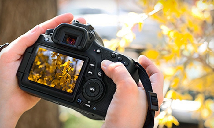 Third Eye Photography - Medical Center: Basic or Advanced Photography Class for One or Two, or Both Classes for One at Third Eye Photography (Up to 80% Off)