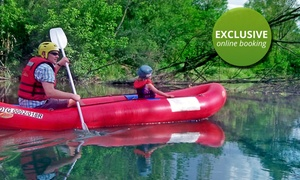 Parys Adventures: Nature Paddle with a Picnic from R450 for Two at Parys Adventures (Up to 60% Off)