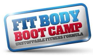 Fit Body Boot Camp: $21 for $147 Worth of One Month of Unlimited Bootcamp at FITBODY BOOTCAMP