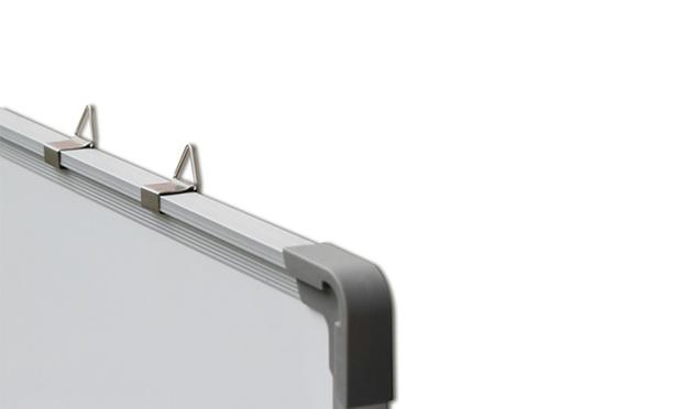 abwischbare magnettafel f r heim oder b ro in verschiedenen gr en mit 12 magneten inkl versand. Black Bedroom Furniture Sets. Home Design Ideas