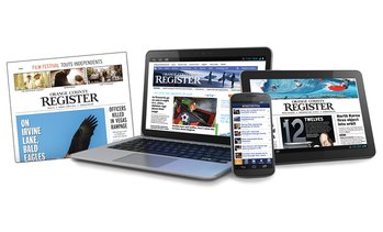 97% Off OC Register Subscription