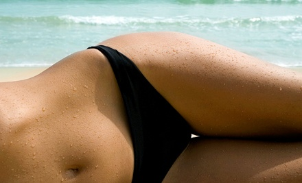 One or Two Brazilian Waxes at Silkface Skin & Body (Up to 54% Off)
