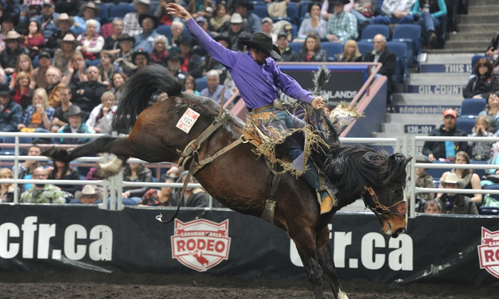 Heritage Ranch Rodeo and Canadian Finals Rodeo  - Multiple Locations: Heritage Ranch Rodeo and Canadian Finals Rodeo on November 11–12