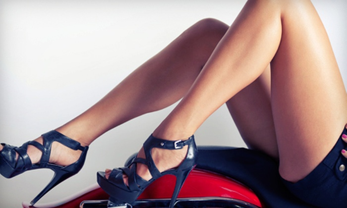 NV Medical Spa - Woodbridge: Two, Four, or Six Laser Vein-Removal Treatments for Both Full Legs at NV Medical Spa (Up to 93% Off)