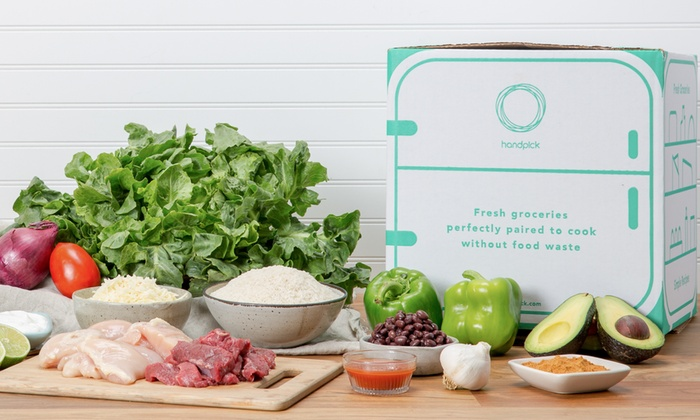Handpick: Meal Kits for Two or Four from Handpick (Up to 41% Off). Seven Options Available.