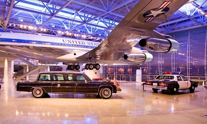 Ronald Reagan Presidential Foundation and Library - Simi Valley: $11 for Visit and GuideCam Tour at Ronald Reagan Presidential Foundation and Library in Simi Valley (Up to $22 Value)