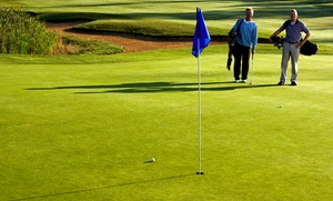 Oak Ridge Golf Club: 18-Hole Round of Golf for One or Two with Cart at Oak Ridge Golf Club (Up to 43% Off)