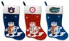 NCAA Snowman Stockings: NCAA Snowman Stockings. Multiple Teams Available. Free Returns.