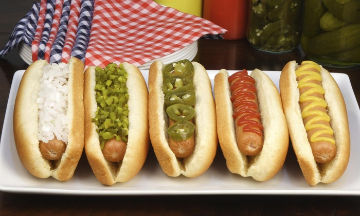 Michigan Dogs - Naples: $6 for $10 Worth of Hot Dogs — Michigan Dogs