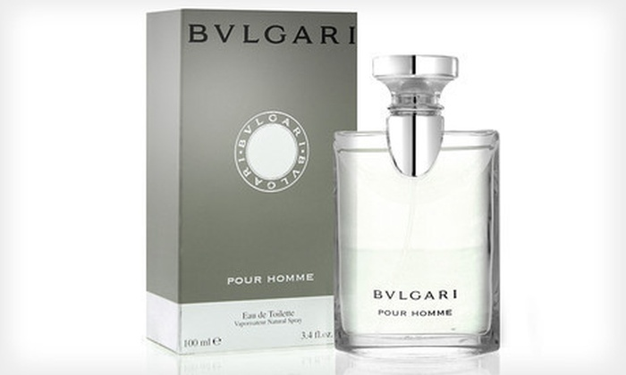 Bvlgari Pour Homme Men's Fragrance: $32 for a 3.4 Oz. Bottle of Bvlgari Pour Homme Eau de Toilette for Men ($88 List Price)
