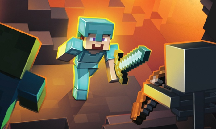 "Udemy: Online ""Minecraft For Dummies"" Video and eBook Bundle with Optional Modding Add-On from Udemy (Up to 67% Off)"
