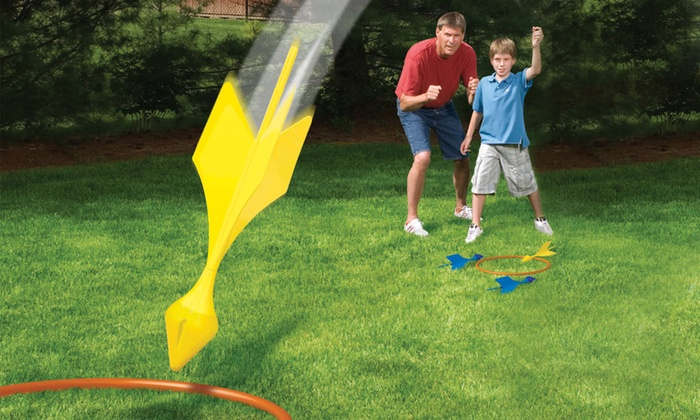 Jarts Lawn Darts Set Groupon Goods