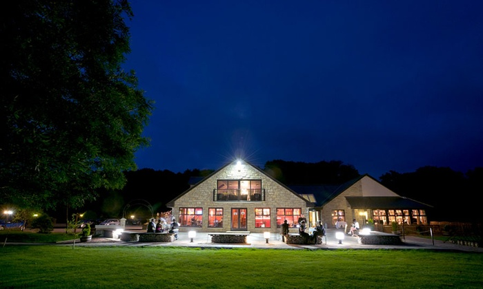New Woll Estate - Non-Accommodation - Ashkirk: Round of Golf for Up to Four or a Golf Outing with a Two-Course Meal for Up to Ten at New Woll Estate (Up to 57% Off)