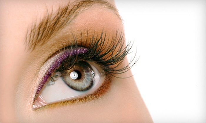 Amy Smith at Total Body Solutions - Nob Hill: One Full Set of Eyelash Extensions with Optional Refill from Amy Smith at Total Body Solutions (Up to 56% Off)