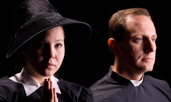 """Doubt, A Parable"" - Sorenson Unity Center Black Box Theater: John Patrick Shanley's ""Doubt, A Parable"" (March 4–20)"