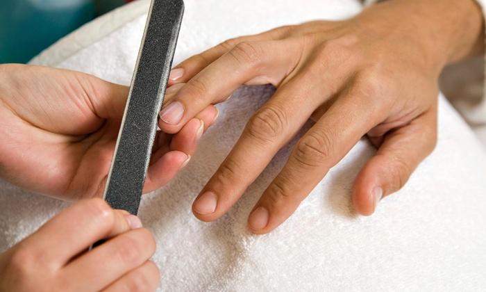 Reflektions Nail & Beauty Lounge - Willowbrook: A Manicure from Reflektions Nail & Beauty Lounge (50% Off)