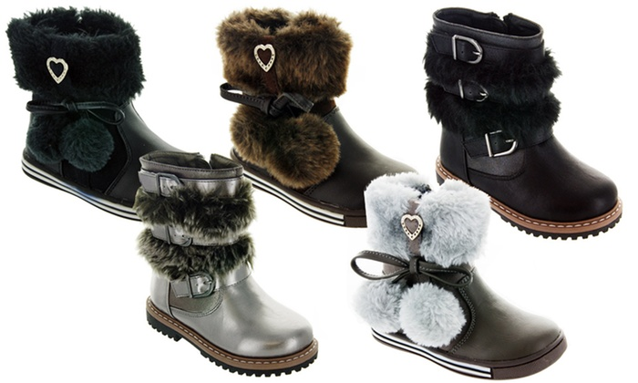 Rugged Bear Girls' Boots: Rugged Bear Girls' Boots. Multiple Options from $21.99–$26.99. Free Returns.