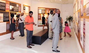 Haitian Heritage Museum: Admission for Two or Four or Family Membership for Three Individuals at Haitian Heritage Museum (Up to $11 Off)